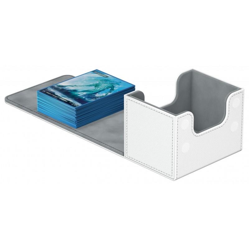 Ultimate Guard - Deck Case 100+ Sidewinder Xenoskin - White