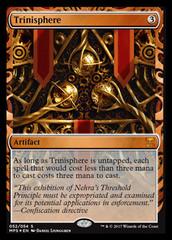Trinisphere (Masterpiece Foil)