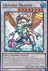 Graydle Dragon - DOCS-EN048 - Super Rare - Unlimited Edition