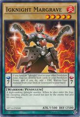 Igknight Margrave - MP16-EN068 - Common - Unlimited Edition