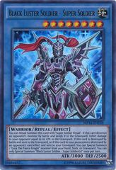 Black Luster Soldier - Super Soldier - MP16-EN136 - Ultra Rare - Unlimited Edition
