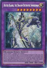 Buster Blader, the Dragon Destroyer Swordsman - MP16-EN210 - Secret Rare - Unlimited Edition on Channel Fireball