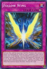 Follow Wing - MP16-EN224 - Common - Unlimited Edition