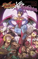 Street Fighter Vs Darkstalkers #0 (Cover A - Huang)