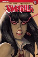 Vampirella #0 (Cover B - 50 Copy Linsner Sneak Peek Incentive)