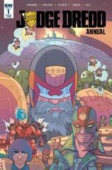 Judge Dredd Annual #1 (Mature Readers)