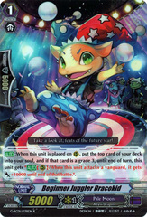 Beginner Juggler Dracokid - G-RC01/038EN - R on Channel Fireball