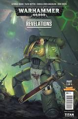 Warhammer 40000 Revelations #1 (Of 4) Cvr A Magill