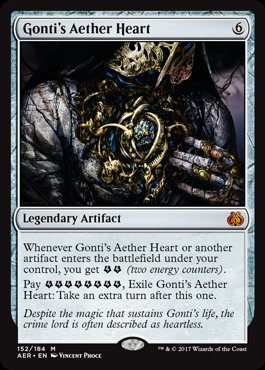 Gontis Aether Heart