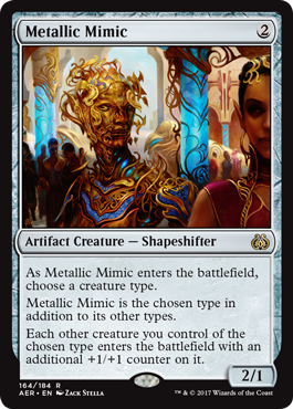 Metallic Mimic - Foil