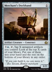 Merchant's Dockhand - Foil
