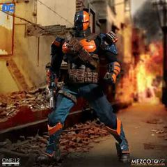 One:12 Collective: Dc Comics - Deathstroke