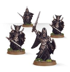 Black Numenorean Warriors (Finecast)