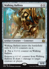 Walking Ballista on Channel Fireball