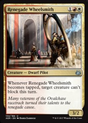 Renegade Wheelsmith - Foil