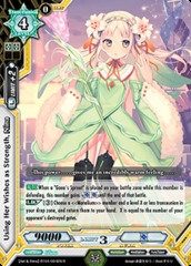 Using Her Wishes as Strength, Nina - BT04/004EN - R