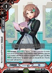 Review and Prepare, Yukari - BT04/032EN - R