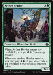 Aether Herder on Channel Fireball