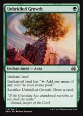 Unbridled Growth - Foil