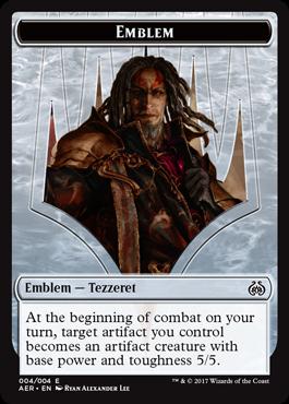 Emblem - Tezzeret