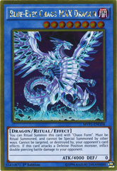Blue-Eyes Chaos MAX Dragon - MVP1-ENG04 - Gold Rare - 1st Edition