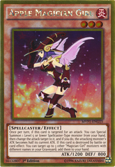 Apple Magician Girl - MVP1-ENG15 - Gold Rare - 1st Edition
