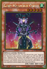 Kiwi Magician Girl - MVP1-ENG16 - Gold Rare - 1st Edition on Channel Fireball