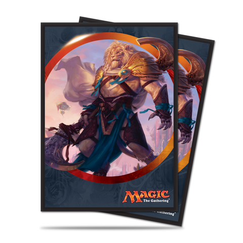Ultra Pro - Aether Revolt V1 Standard Deck Protector sleeves for Magic 80ct