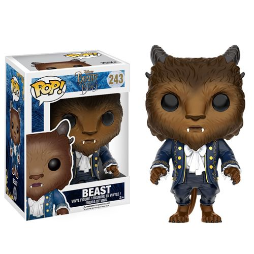 Pop! Disney 243: Beauty And The Beast (2017) - Beast