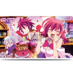 Ultra Pro Playmat: No Game No Life - Shiro And Steph (85143)