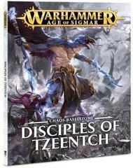 Disciples of Tzeentch Battletome Hardcover