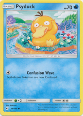 Psyduck - 28/149 - Common