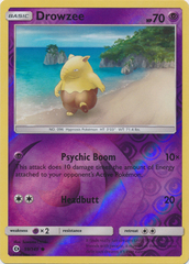 Drowzee - 59/149 - Common - Reverse Holo