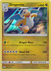 Dragonite - 96/149 - Holo Rare