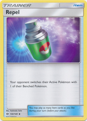 Repel - 130/149 - Uncommon
