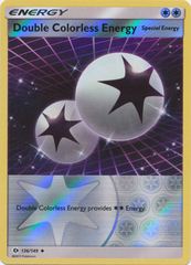 Double Colorless Energy - 136/149 - Uncommon - Reverse Holo