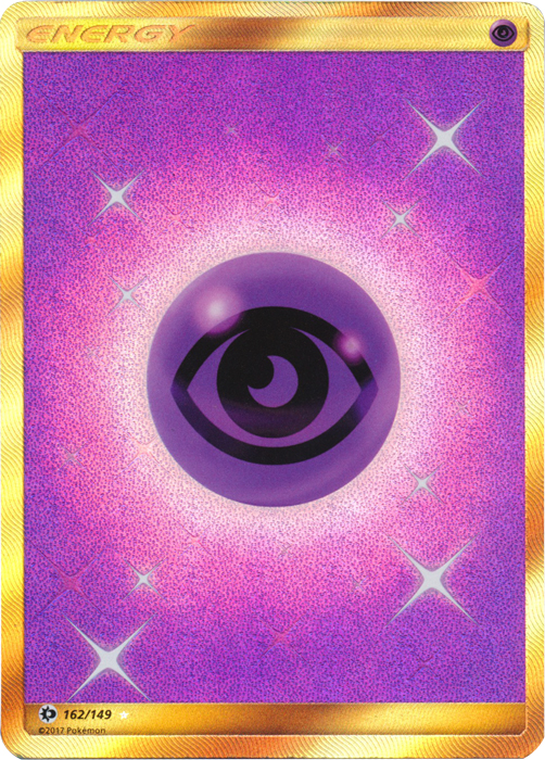 Psychic Energy - 162/149 - Secret Rare