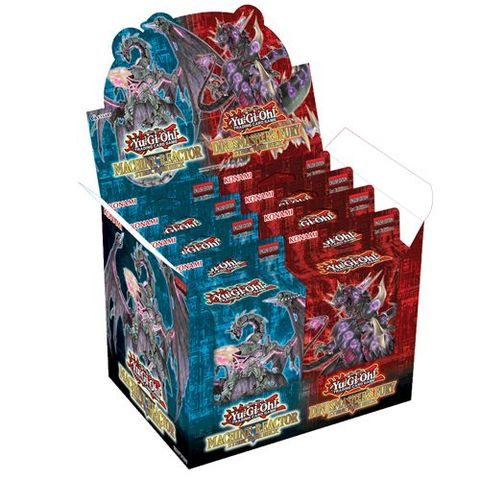 Yu-Gi-Oh Ccg: Structure Deck - Machine Reactor And Dinosmashers Fury
