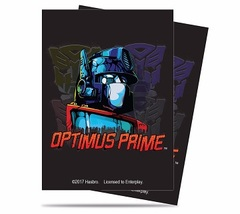 Ultra Pro - Transformers Optimus 65Ct