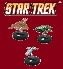 Star Trek Tactics: Series IV 12Ct Countertop Display