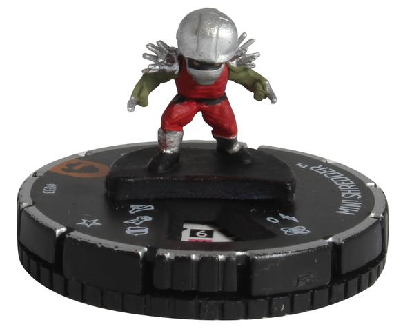 HEROCLIX TMNT 3 Shredder/'s Return 023 SHREDDER CLONE Chase