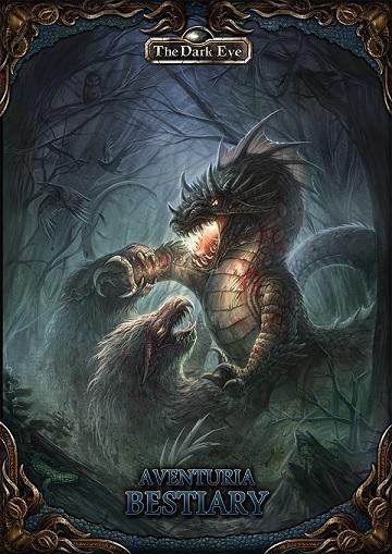 The Dark Eye: Aventuria Bestiary Pocket Edition