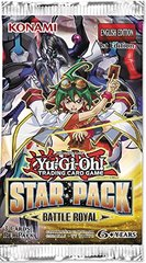 Star Pack Battle Royal 1st Edition Booster Pack
