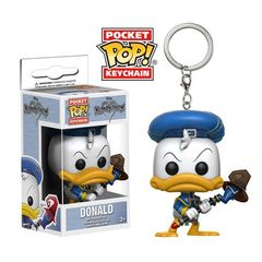 Pocket Pop! Keychain: Disney - Kingdom Hearts - Donald