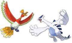 Pokemon Battle Decks: Ho-Oh & Lugia