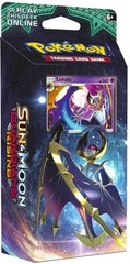 Guardians Rising Theme Deck - Lunala Hidden Moon
