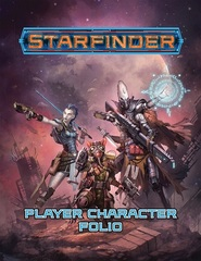 Starfinder Roleplaying Game: Player Character Folio