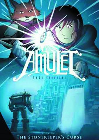 Amulet Sc Vol 02 Stonekeepers Curse New Ptg
