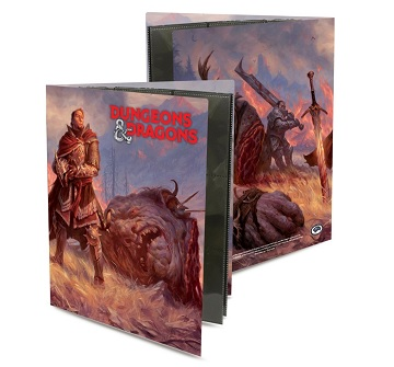 Ultra Pro - Binder D&D Character Folio - Giant Killer