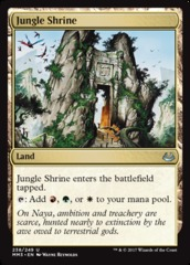 Jungle Shrine - Foil